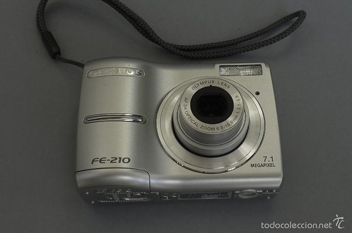 Cámara de fotos: Olympus FE-210 - Foto 3 - 57660469