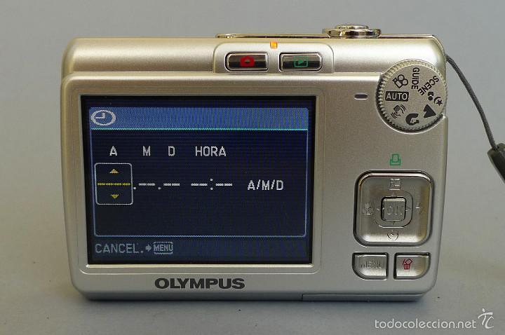 Cámara de fotos: Olympus FE-210 - Foto 5 - 57660469