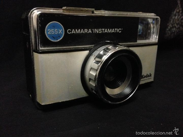 Cámara de fotos: CÁMARA FOGRAFICA INSTAMATIC 255X - Foto 3 - 57750651