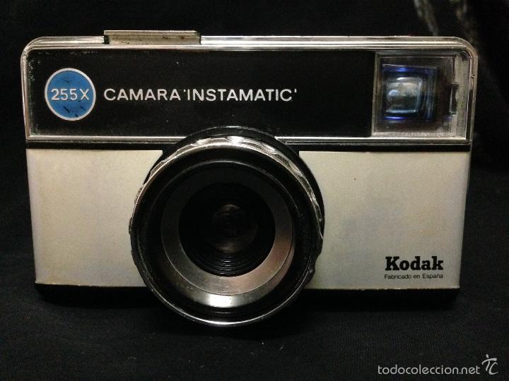 Cámara de fotos: CÁMARA FOGRAFICA INSTAMATIC 255X - Foto 6 - 57750651