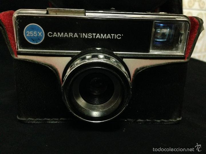 Cámara de fotos: CÁMARA FOGRAFICA INSTAMATIC 255X - Foto 7 - 57750651