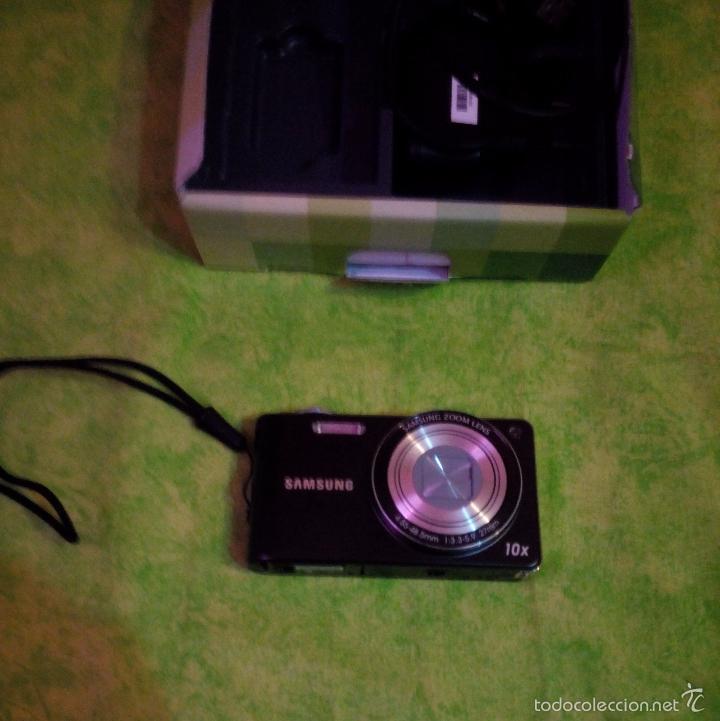 Cámara de fotos: Cámara de fotos Samsung PL210 - Foto 3 - 61692404