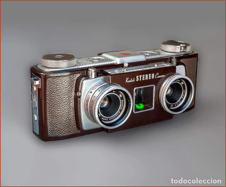 Kodak Stereo 35 Extraordinaria Camara American Sold Through Direct Sale 63029328