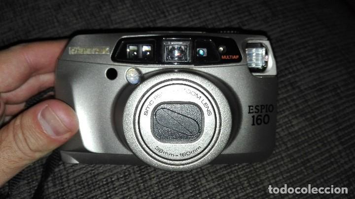 PENTAX ESPIO 160 (Cámaras Fotográficas - Panorámicas y Compactas)