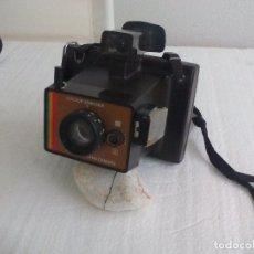 Cámara de fotos: VINTAGE CAMARA INSTANTANEA POLAROID COLOUR SWINGER LAND CAMERA. AÑOS 70. Lote 69527393