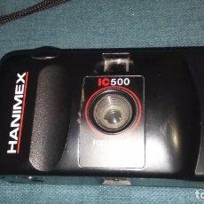 Cámara de fotos: CAMARA FOTOGRAFICA HANIMEX IC 500. Lote 70258405