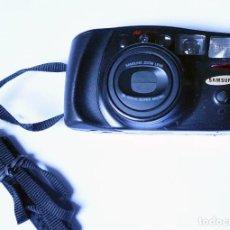 Cámara de fotos: SAMSUNG AFZOOM 1050 CON FUNDA. Lote 72110355