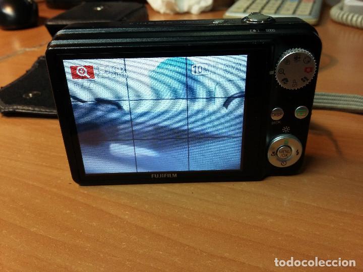 Cámara de fotos: camara fotos fujifilm 10 mps + cargador + funda piel (VER NOTAS) - Foto 3 - 72798331