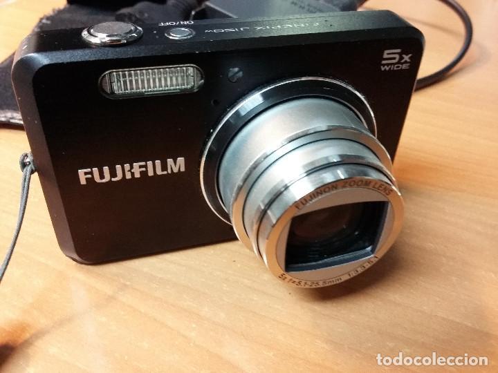 Cámara de fotos: camara fotos fujifilm 10 mps + cargador + funda piel (VER NOTAS) - Foto 4 - 72798331