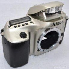 Cámara de fotos: EXCELENTE CUERPO DE CAMARA REFLEX, NIKON F-50 .SOLO CUERPO..JAPON 1994..PERFECTA..FUNCIONA. Lote 80797407