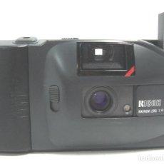 Cámara de fotos: CAMARA 35 MM COMPACTA - RICOH YF-20 ¡¡COMO NUEVA Y FUNCIONANDO¡¡ YF20 -FLASH 35MM FOTOS. Lote 84794384