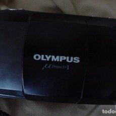 Cámara de fotos: OLYMPUS MJU 1. Lote 89282372
