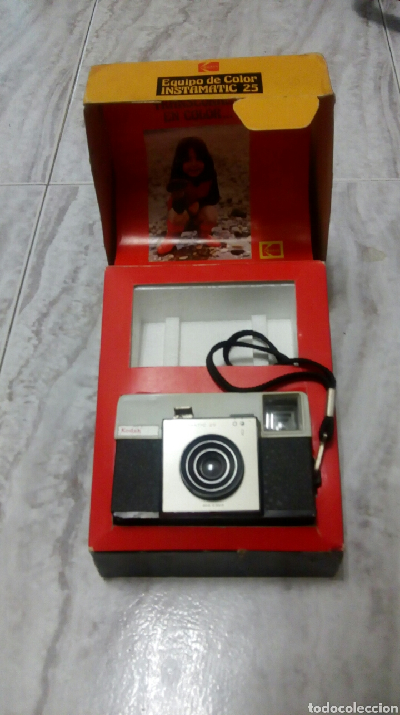 Cámara de fotos: Camara kodak caja instamatic 25 - Foto 5 - 90789017