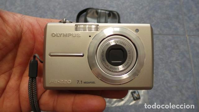 Cámara de fotos: CÁMARA -Olympus Compacta como Nueva - Foto 20 - 93246580