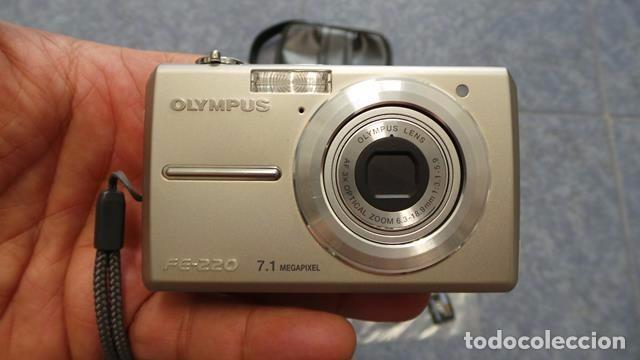 Cámara de fotos: CÁMARA -Olympus Compacta como Nueva - Foto 21 - 93246580