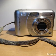 Cámara de fotos: CAMARA DIGITAL HP PHOTOSMART M627 7,0 MEGAPIXIELS. Lote 94276960
