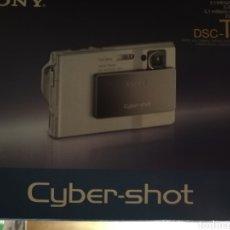 Cámara de fotos - SONY CYBER SHOT DSC T7 - 96189194