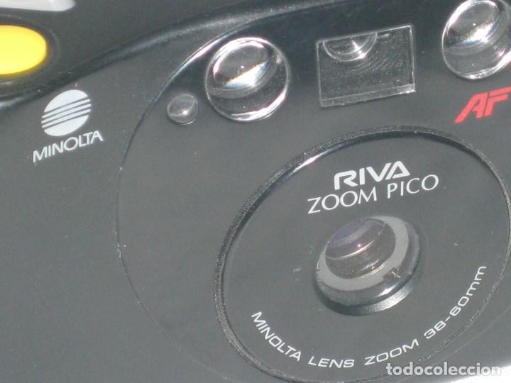 Cámara de fotos: Minolta Riva Zoom Pico - Foto 2 - 100090411