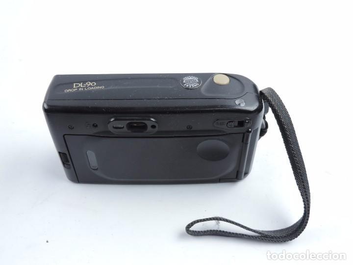 Cámara de fotos: Camara FUJI DL-90, AutoFocus, FujiFilm, Made in Indonesia,, parece en buen estado. - Foto 2 - 102770563