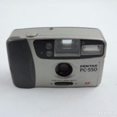 Cámara de fotos: CÁMARA FOTOGRAFICA MODELO PENTAX PC-550, LENS 28 MM, MADE IN CHINA.. Lote 102770855