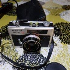 Cámara de fotos: CÁMARA RICOH 500 G. Lote 103634240