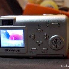 Cámara de fotos: OLYMPUS MJU 410 DIGITAL. Lote 104456175