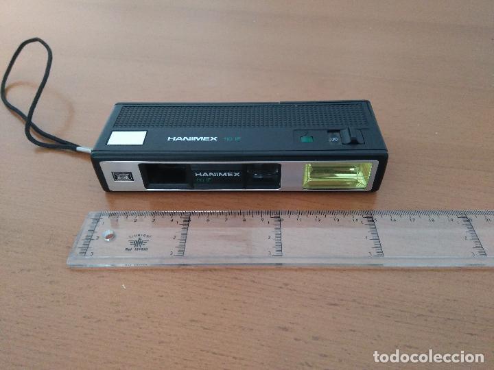 ANTIGUA CÁMARA DE FOTOS COMPACTA - HANIMEX 110 IF (Cámaras Fotográficas - Panorámicas y Compactas)