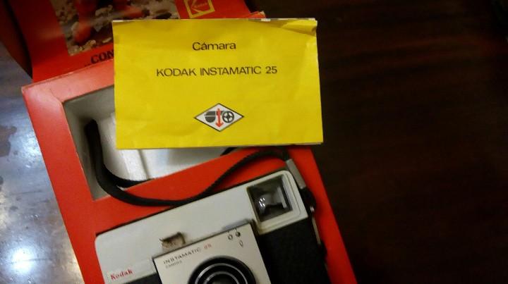 Cámara de fotos: Camara kodak caja instamatic 25 - Foto 7 - 90789017