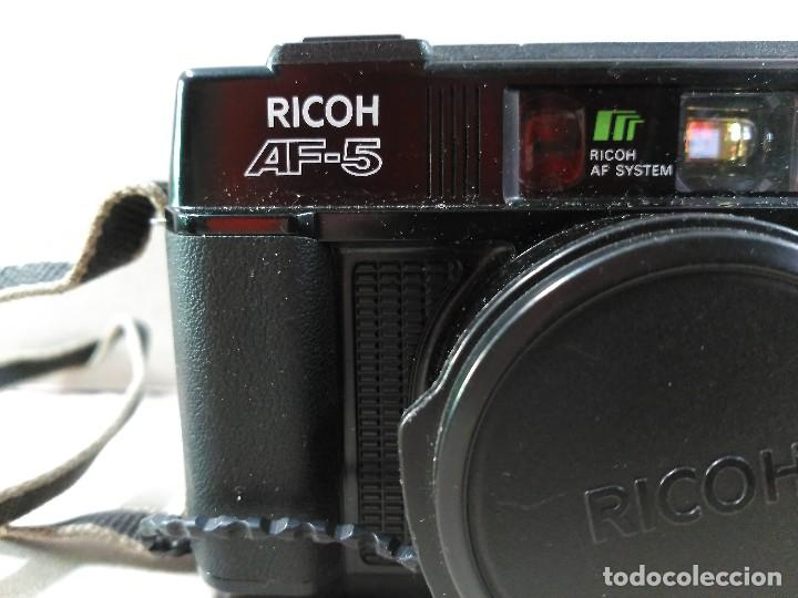 Cámara de fotos: CAMARA DE FOTOS RICOH CON FUNDA ORIGINAL - Foto 3 - 109586639