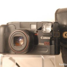 Cámara de fotos: CAMARA CANON PRIMA 105 FUNDA. Lote 110736739