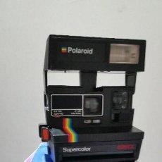 Cámara de fotos: POLAROID SUPERCOLOR 635CL NUEVA SIN USAR. Lote 118849063