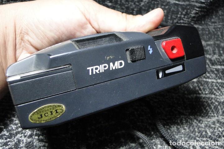 Cámara de fotos: OLYMPUS. TRIP MD. LENTES 35 MM 1:4. - Foto 4 - 260875125