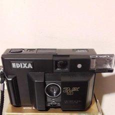 Cámara de fotos: CAMARA DE FOTOS EDIXA - COMPACTA - AÑOS 70-80. Lote 114636879
