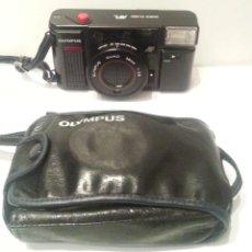 Cámara de fotos: OLYMPUS QUICK FLASH AFL, CON CORREA Y FUNDA ORIGINAL. Lote 116731435