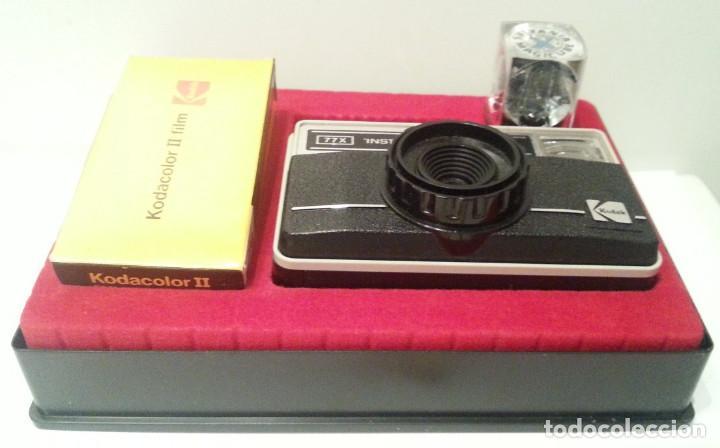 Cámara de fotos: KODAK INSTAMATIC 77-X 77X MADE IN ENGLAND - Foto 7 - 116734775