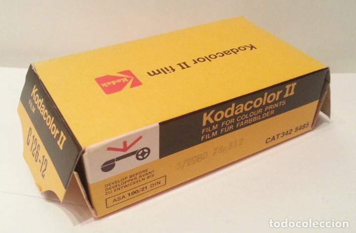 Cámara de fotos: KODAK INSTAMATIC 77-X 77X MADE IN ENGLAND - Foto 10 - 116734775