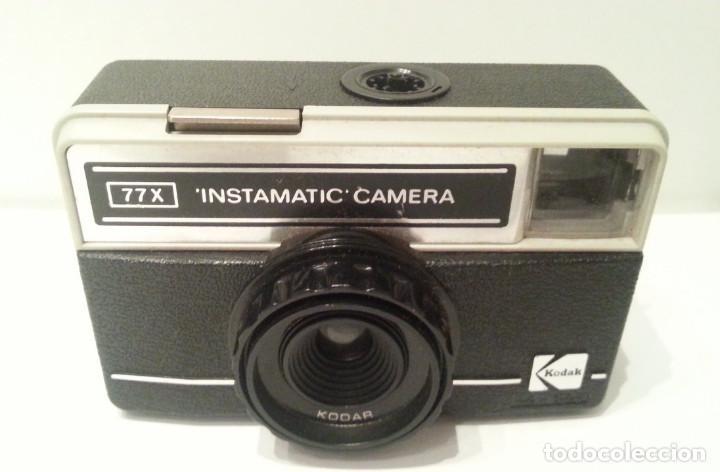 Cámara de fotos: KODAK INSTAMATIC 77-X 77X MADE IN ENGLAND - Foto 14 - 116734775