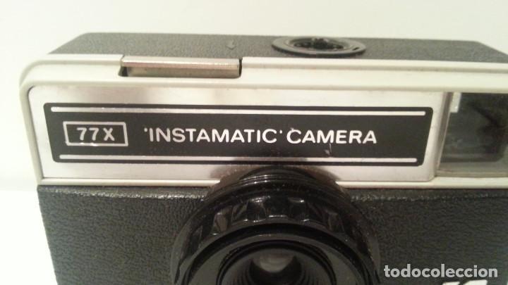 Cámara de fotos: KODAK INSTAMATIC 77-X 77X MADE IN ENGLAND - Foto 15 - 116734775