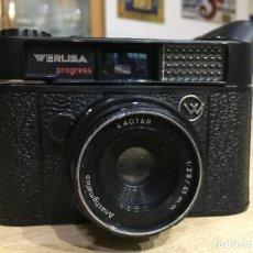 Cámara de fotos: WERLISA PROGRESS. Lote 117496735