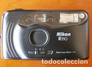 Cámara de fotos: Cámara de Fotos Nikon AF210 - Cámara analógica compacta - Foto 2 - 118086951