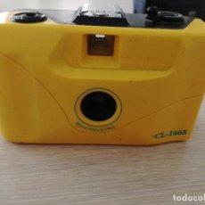 Cámara de fotos: CAMARA MARCA CL-1668 35MM FOCUS FREE. Lote 122597399