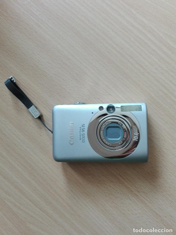 Cámara de fotos: Cámara Digital Canon IXUS 95 IS/PowerShot - Foto 3 - 123076467