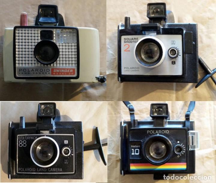 276739c03f562 4 cámaras polaroid - Comprar Cámaras panorámicas y compactas ...