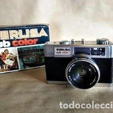 Cámara de fotos: CÁMARA WERLISA CLUB COLOR. Lote 124464083