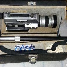 Cámara de fotos: FILMADORA SUPER 8 CANON. Lote 125064659