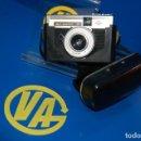 Cámara de fotos: CAMARA ANALOGICA COMPACTA ISO-RAPID IF AGFA BUEN ESTADO. Lote 126217055