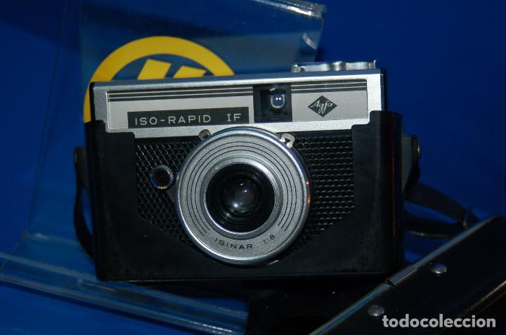 Cámara de fotos: Camara analogica compacta Iso-Rapid IF AGFA buen estado - Foto 2 - 126217055