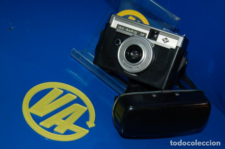 Cámara de fotos: Camara analogica compacta Iso-Rapid IF AGFA buen estado - Foto 3 - 126217055