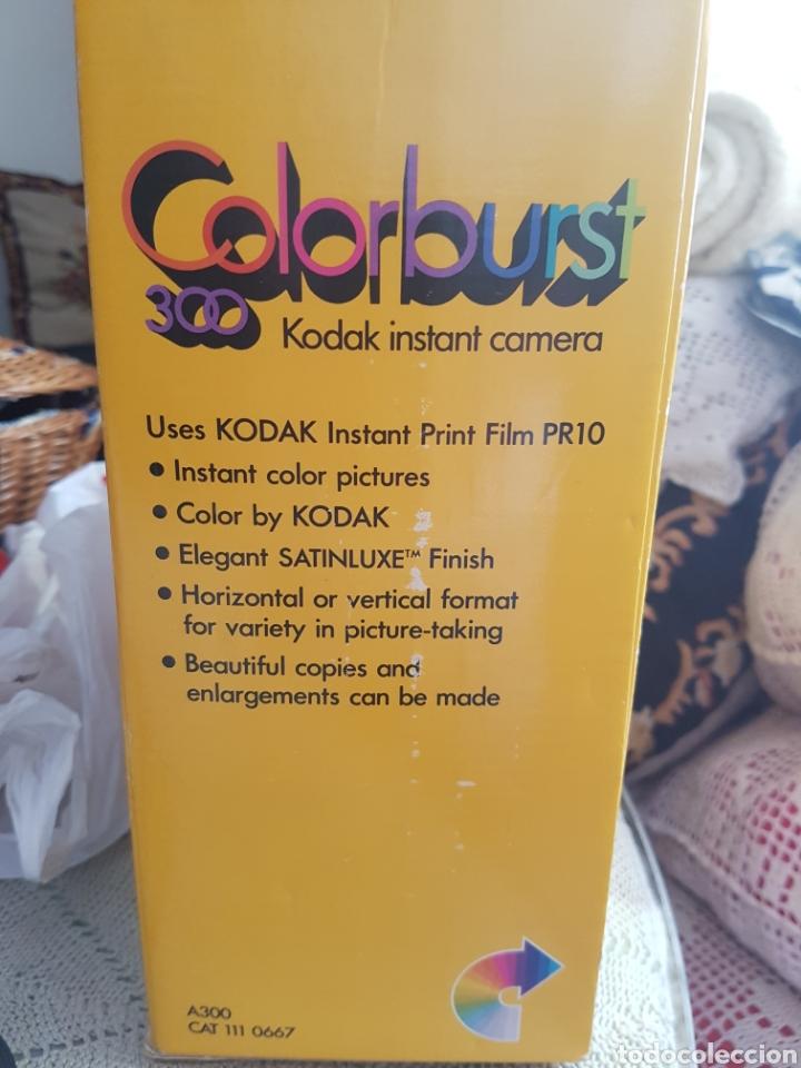 Cámara de fotos: Cámara Instantánea Kodak Colorburst 300 - Foto 4 - 127973835