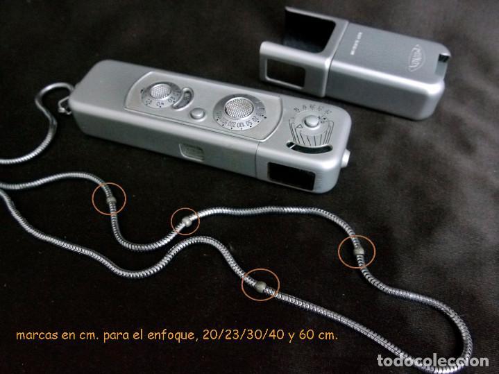 Cámara de fotos: Cámara Minox B, con adaptador cubo-flash - Foto 2 - 128231091